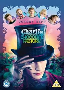 A Fantástica Fábrica de Chocolate - Poster / Capa / Cartaz - Oficial 17