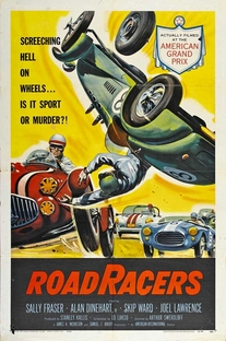 Roadracers - Poster / Capa / Cartaz - Oficial 1