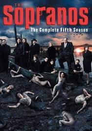Família Soprano (5ª Temporada) - Poster / Capa / Cartaz - Oficial 2