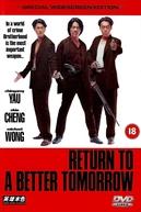 A Fúria do Crime (Xin ying xiong ben se)