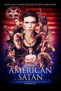 O Satanás Americano - Poster / Capa / Cartaz - Oficial 1