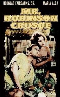 Robinson Crusoé Moderno - Poster / Capa / Cartaz - Oficial 1