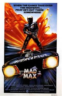 Mad Max - Poster / Capa / Cartaz - Oficial 2