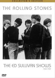 Rolling Stones - The Ed Sullivan Shows 1964-1969 - Poster / Capa / Cartaz - Oficial 1