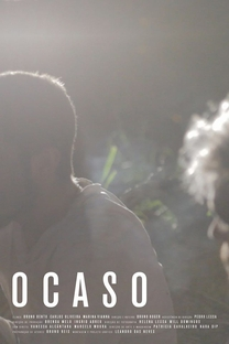 Ocaso - Poster / Capa / Cartaz - Oficial 1