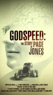 Godspeed: The Story of Page Jones - Poster / Capa / Cartaz - Oficial 1