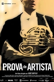 Prova de Artista - Poster / Capa / Cartaz - Oficial 1