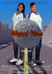 Jornal Escolar Bélgica News - Poster / Capa / Cartaz - Oficial 2
