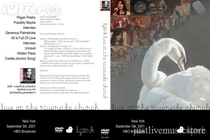 Björk live at the Riverside Church - Poster / Capa / Cartaz - Oficial 1