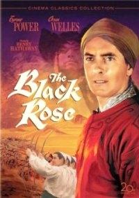 A Rosa Negra - Poster / Capa / Cartaz - Oficial 2
