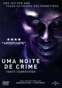 Uma Noite de Crime - Poster / Capa / Cartaz - Oficial 3