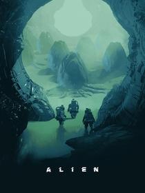 Alien: O Oitavo Passageiro - Poster / Capa / Cartaz - Oficial 20