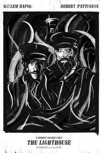 O Farol - Poster / Capa / Cartaz - Oficial 5