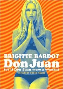 Se Don Juan Fosse Mulher - Poster / Capa / Cartaz - Oficial 1