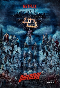 Demolidor (2ª Temporada) - Poster / Capa / Cartaz - Oficial 3