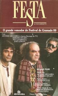 Festa - Poster / Capa / Cartaz - Oficial 2