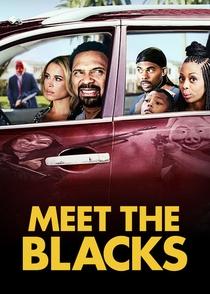 Uma Noite com a Família Blacks - Poster / Capa / Cartaz - Oficial 1