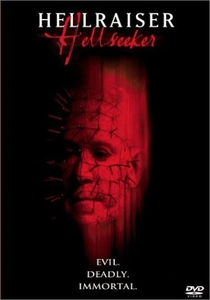 Hellraiser - Caçador do Inferno - Poster / Capa / Cartaz - Oficial 3