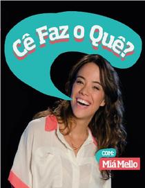 Cê Faz O Quê? - Poster / Capa / Cartaz - Oficial 1