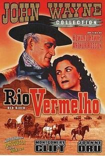 Rio Vermelho - Poster / Capa / Cartaz - Oficial 3