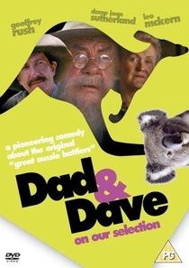 Dad e Dave: Os Conquistadores - Poster / Capa / Cartaz - Oficial 4