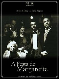 A Festa de Margarette - Poster / Capa / Cartaz - Oficial 1