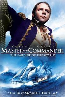 Mestre dos Mares: O Lado Mais Distante do Mundo - Poster / Capa / Cartaz - Oficial 5