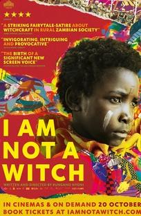 Eu Não Sou uma Bruxa - Poster / Capa / Cartaz - Oficial 1