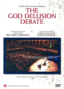 Deus, um Delírio - O Debate - Poster / Capa / Cartaz - Oficial 1