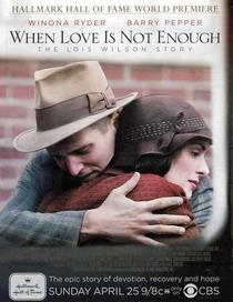 As Vezes o Amor Não é o Bastante - Poster / Capa / Cartaz - Oficial 1