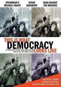 A Verdadeira Face da Democracia - Poster / Capa / Cartaz - Oficial 1