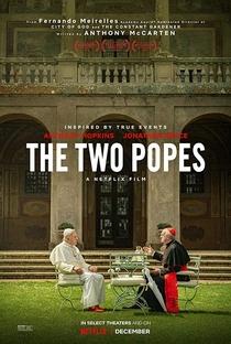 Dois Papas - Poster / Capa / Cartaz - Oficial 2