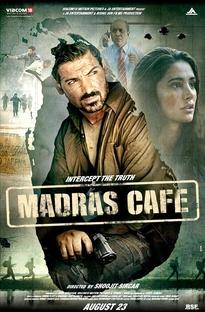 Madras Cafe - Poster / Capa / Cartaz - Oficial 1