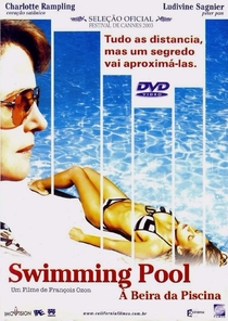 Swimming Pool - À Beira da Piscina - Poster / Capa / Cartaz - Oficial 8