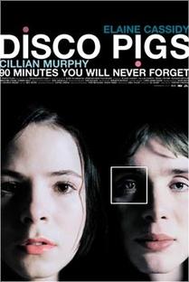 Disco Pigs - Poster / Capa / Cartaz - Oficial 1