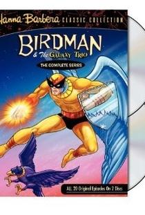 Homem-Pássaro - Poster / Capa / Cartaz - Oficial 1