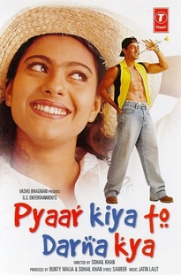 Pyaar Kiya To Darna Kya  - Poster / Capa / Cartaz - Oficial 1