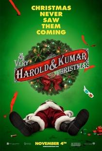 O Natal Maluco de Harold e Kumar - Poster / Capa / Cartaz - Oficial 4