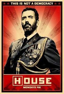 Dr. House (8ª Temporada) - Poster / Capa / Cartaz - Oficial 2