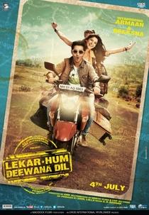 Lekar Hum Deewana Dil - Poster / Capa / Cartaz - Oficial 1