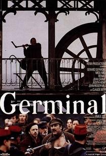 Germinal - Poster / Capa / Cartaz - Oficial 2