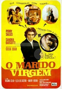 O Marido Virgem - Poster / Capa / Cartaz - Oficial 1