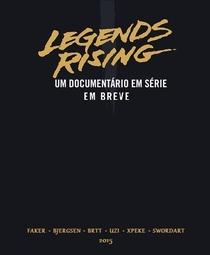 Legends Rising - Poster / Capa / Cartaz - Oficial 1