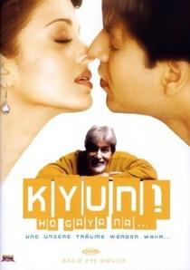 Kyun! Ho Gaya Na... - Poster / Capa / Cartaz - Oficial 1