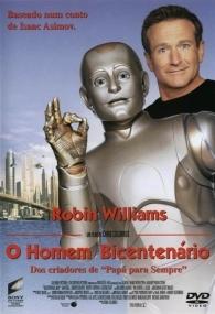 O Homem Bicentenário - Poster / Capa / Cartaz - Oficial 2