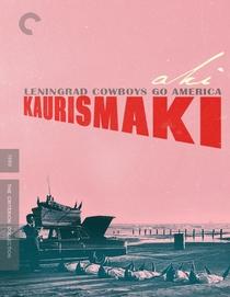 Cowboys de Leningrado Vão Para a América - Poster / Capa / Cartaz - Oficial 3