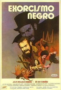 Exorcismo Negro - Poster / Capa / Cartaz - Oficial 1