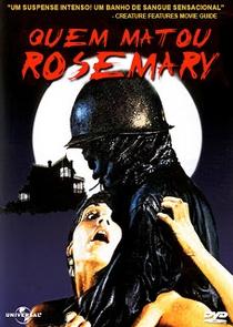 Quem Matou Rosemary? - Poster / Capa / Cartaz - Oficial 4