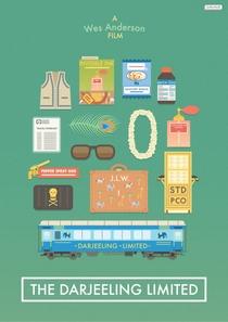 Viagem a Darjeeling - Poster / Capa / Cartaz - Oficial 7