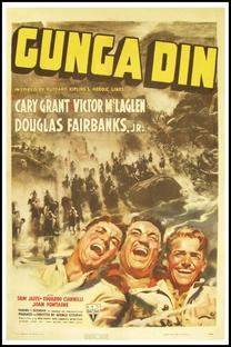 Gunga Din - Poster / Capa / Cartaz - Oficial 3